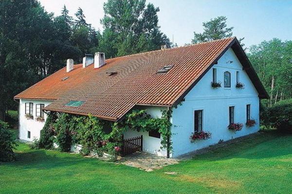 Ubytování jižní Čechy - ubytování v penzionu na samotě u Bechyně v jižních Čechách
