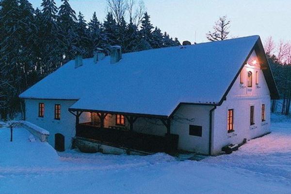 Vánoce 2019 - Mlýn na samotě v jižních Čechách