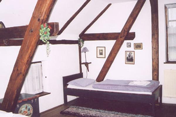 Jižní Čechy - penziony - Penzion u Bechyně - pokoj