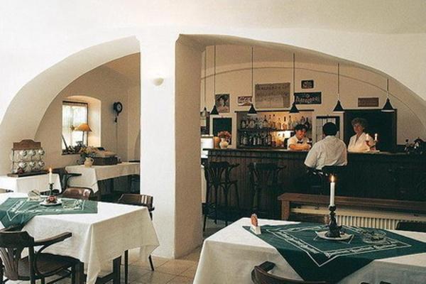 Jižní Čechy - penziony - Penzion u Bechyně - restaurace